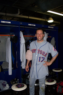 At Mets Fantasy Camp