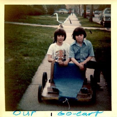 Little rascals, circa 1975