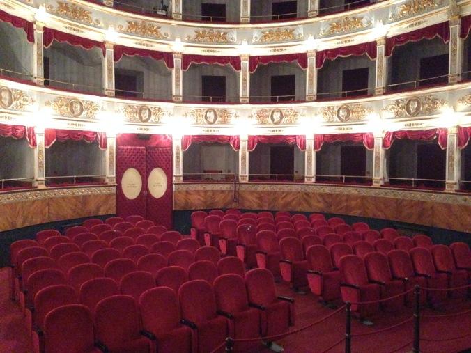 Teatro Tina Di Lorenzo in Noto