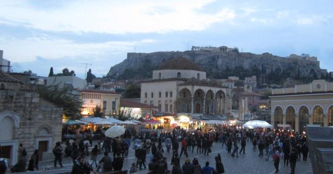 Athens!