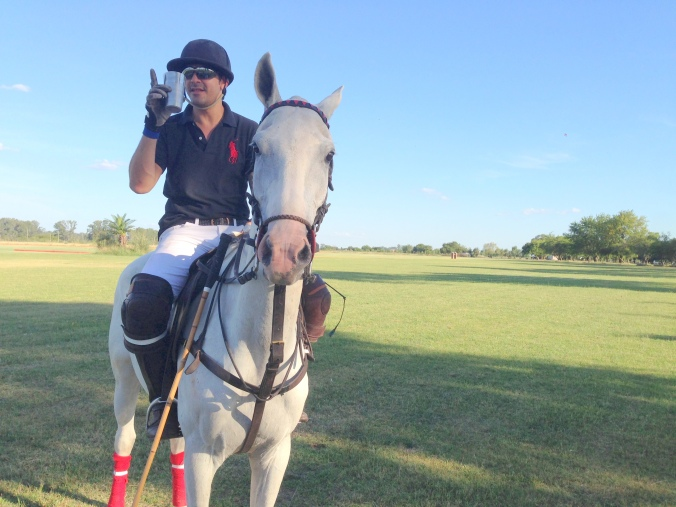 Vito, Professional Polo Player